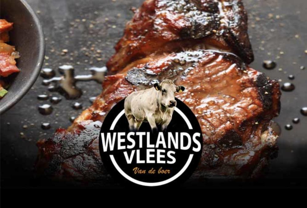 Westland Vlees Website